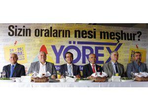72 İlin Yöresel Ürünleri, Antalya'da Buluşacak