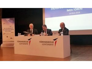 Yalova Üniversitesi İle Tusaş Arasında İşbirliği Protokolü İmzalandı