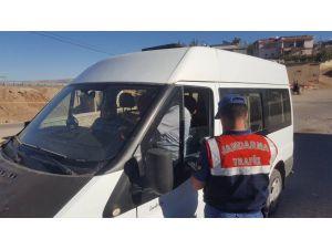 Yavuzeli'de Öğrenci Servislerine Sıkı Denetim Altına Alındı