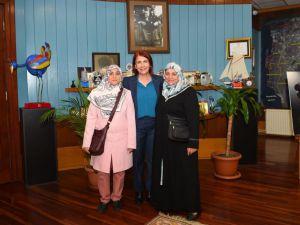 Başkan Benli, Her Gün Vatandaşların Sorunlarını Dinliyor