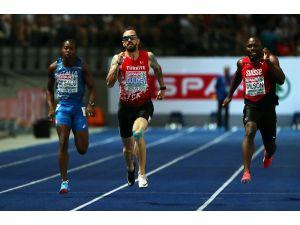 Yılın Atleti Ödülünde Ramil Guliyev Finale Kaldı