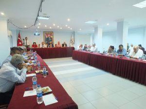Kaş Belediyesi Ekim Meclisi