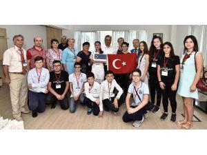 Muratpaşa'dan Gagavuzya'ya Örnek Sera