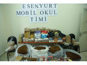 Esenyurt'taki Okul Çevrelerinde Polis Denetimleri