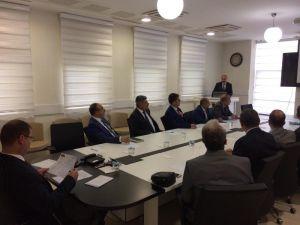 Bitlis İl İstihdam Ve Mesleki Eğitim Kurulu Toplantısı Yapıldı