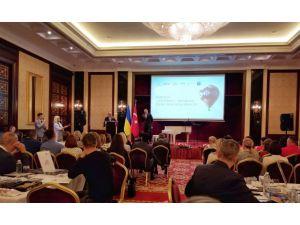 Kayseri Ve Ukraynalı Turizmciler Erciyes İçin Kiev'de Buluştu