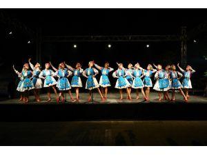 Uluslararası Halk Dansları Şöleni Sona Erdi