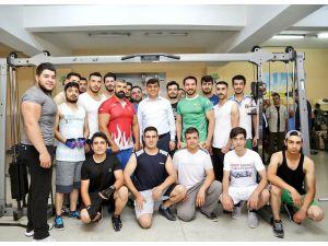 Şehitkamil'de 21 Farklı Spor Merkezinde Yıl Boyunca 30 Bin Kişi Spor Yapıyor