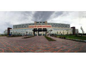 Şehir Hastanesi Açılıyor