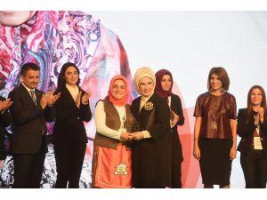 Girişimci Kadın Çiftçiler Ödül Töreni'nde Kayseri Birinci Oldu