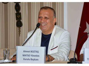 Manavgat'ta Yeni Fiyat Etiketi Bilgilendirme Toplantısı