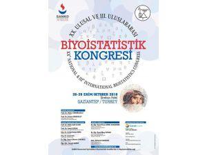 """""""20. Ulusal Ve 3. Uluslararası Biyoistatistik Kongresi"""""""