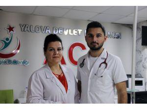 Anne Oğul Aynı Hastanede Görev Yapıyor