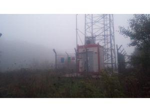 Baz İstasyonundan Akü Çalan 4 Kişi Yakalandı