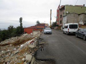 Üsküdar'da Kentsel Dönüşüm Kapsamında Yıkım Gerçekleşti