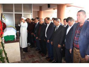 Başkan Demirtaş'ın Amcası Dualarla Son Yolculuğuna Uğurlandı