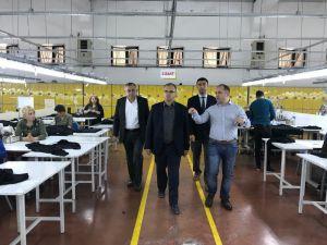 Tokat'ta Tekstil Sektöründe İstihdam Artıyor