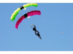 19. Ölüdeniz Hava Oyunları Festivali Nefes Kesiyor