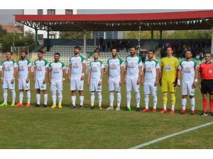 Tff 3. Lig: Kırşehir Belediyespor: 2 - Alibeyköyspor: 1