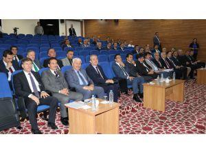 Van'da 'İl Koordinasyon Kurulu Toplantısı' Yapıldı