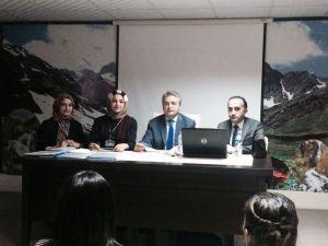 Hakkari Hatso'da Mikro Kredi Toplantısı Yapıldı