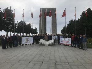 Asım'ın Nesli Hareketi Çanakkale Gezisi Düzenledi