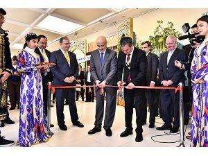 Taşkent'te Orta Asya Ticaret Forumu Başladı