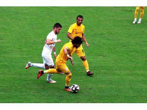 Tff 3. Lig: Osmaniyespor Fk: 1 - Van Büyükşehir Belediyespor: 5