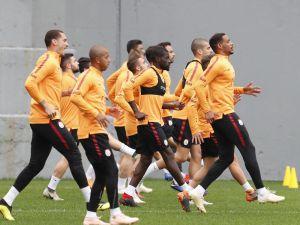 Galatasaray, Bursaspor Maçı Hazırlıklarını Sürdürdü