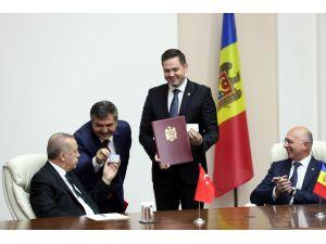 Türkiye İle Moldova Arasında İşbirliği Anlaşması İmzalandı