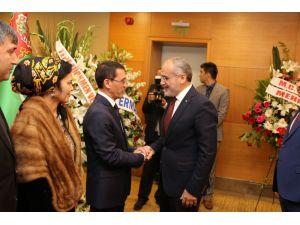 Türkmenistan'ın Bağımsızlığının 27. Yılı Kutlandı