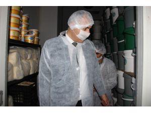 Erzurum'da Son Bir Yılda 10 Bin 350 Gıda Denetimi Yapıldı