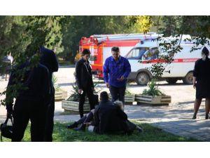Kırım'daki Saldırıda Ölü Sayısı 19'a Çıktı