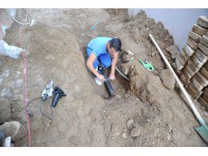 Pınarbaşı'nda İçme Suyu Hattı Yenilendi