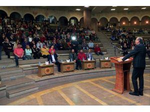 Nevşehir Belediye Başkanı Seçen, Gençlerle Buluştu