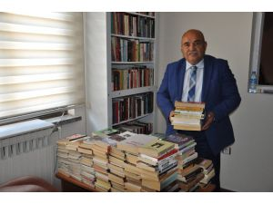 2 Bin Bağış Kitap, 2 Bin Okuyucu İle Buluşuyor