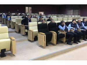 Kırıkkale Ticaret İl Müdürlüğünden Zabıtalara Eğitim