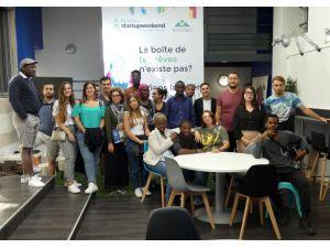 Genç Girişimciler Fransa'da Buluştu