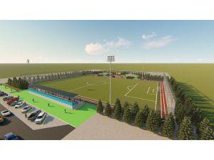 Uzuntarla'ya Yeni Spor Kompleksi
