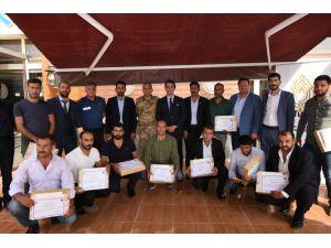 Artuklu Belediyesinden Afrin'e Giden Güvenlik Korucuları İçin Program