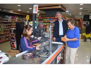 Tokat'ta Yerel Marketten Enflasyona İnat Yüzde 15 İndirim