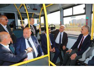 Vefa Konutlarına Otobüs Seferleri Başladı
