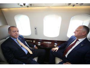 Cumhurbaşkanı Erdoğan, Gagavuzya'da