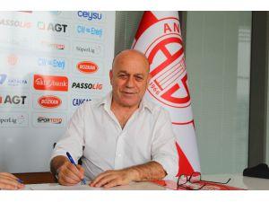 Antalyaspor Altyapısında Sedat Karabük Dönemi