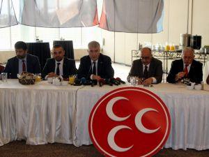 """Başkan Tok: """"Büyükşehir Belediyesi Başkan Adayı Genel Başkanımızın Kabulü Olursa Baki Ersoy'dur"""""""