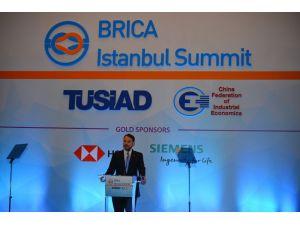Hazine Ve Maliye Bakanı Albayrak Brıca Zirvesi'nde Konuştu