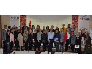 İtso'dan Kadın Girişimci Ve Kuyumculara Satış Eğitimi