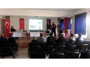 Jandarma Ekipleri Okul Servis Şoförlerine Eğitim Verdi