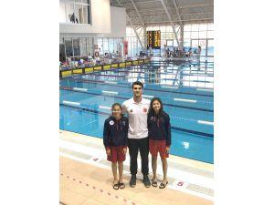 Sanko Okullarının İki Yüzücüsü Milli Takımda