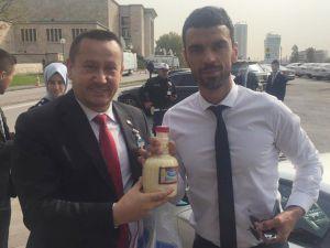 Dünya Şampiyonu Sofuoğlu'na Velimeşe Bozası